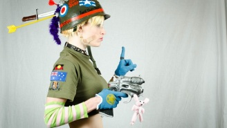 Tank Girl Anniversary Edition Of The Funny, Sexy, And Awesome Cosplay Of The Week