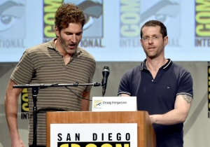 The 'Game Of Thrones' Showrunners Just Made A Big Revelation About The Show's Ending