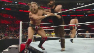 Daniel Bryan Hated How He Was Eliminated From The Royal Rumble, Too
