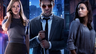 'Daredevil' character posters prove Hell's Kitchen is the next fashion mecca