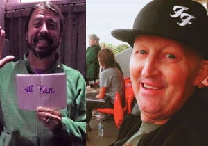 Dave Grohl Is Helping A Foo Fighters Fan With Terminal Cancer Complete His Bucket List