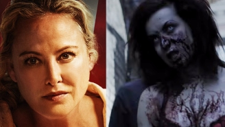 Exclusive: The scariest thing in 'Dead Rising: Watchtower' is Virginia Madsen