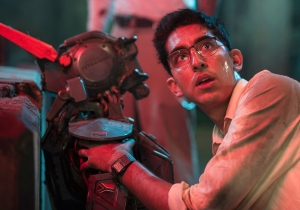 Box Office: 'Chappie' survives to claim no. 1 with just $13.3 million