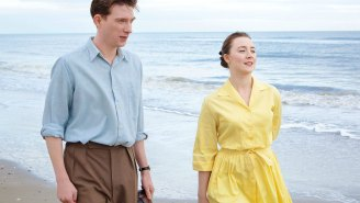 Round Up: 'Brooklyn' and 'Danish Girl' set dates and Spielberg's latest gets a title
