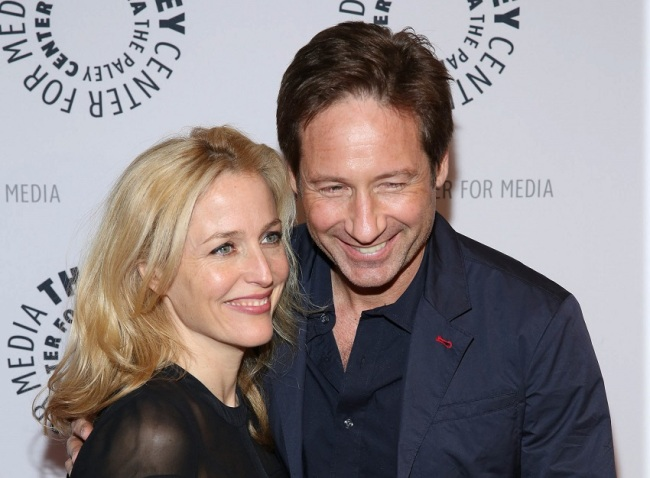 """Paley Center For Media Presents:""""The Truth Is Here: David Duchovny And Gillian Anderson On The X-Files"""""""