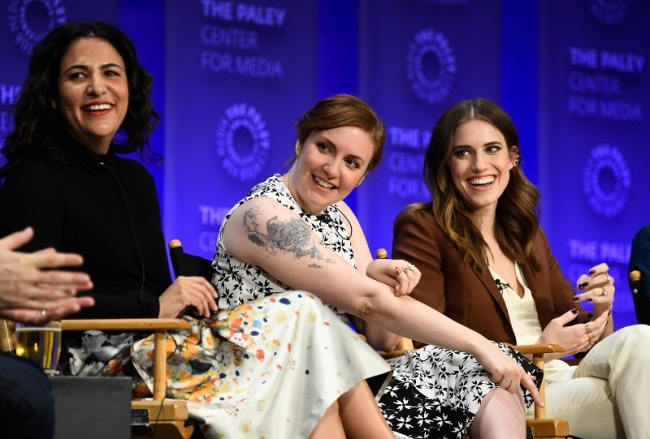 "The Paley Center For Media's 32nd Annual PALEYFEST LA - ""Girls"" - Inside"