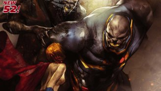 Darkseid Strikes In An Exclusive Preview Of This Week's 'Earth 2: World's End'