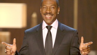 Eddie Murphy Revealed Why He Refused To Play Bill Cosby For 'SNL 40'