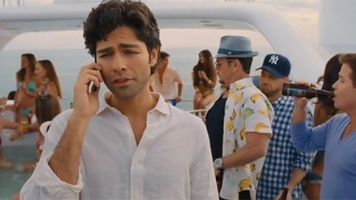 The New 'Entourage' Trailer Breaks The Record For Pool Parties And Yachts And Pool Parties On Yachts