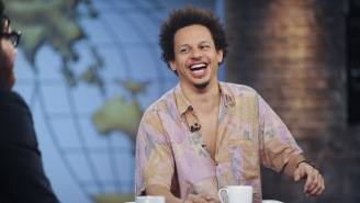 Eric Andre On 'Man Seeking Woman' And That Time He Gave The World Seth Rogen's Cell Number