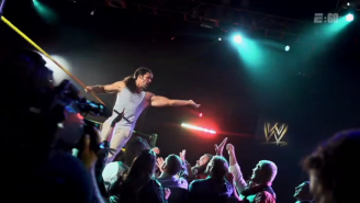 Check Out The Trailer For ESPN's 'WWE: Behind The Curtain' Documentary