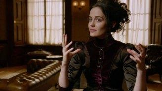 Exclusive: Eva Green on Vanessa as the Devil's bride in new 'Penny Dreadful' sneak