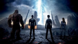 'Fantastic Four': Get A Close Look At The Thing, Plus A New Poster
