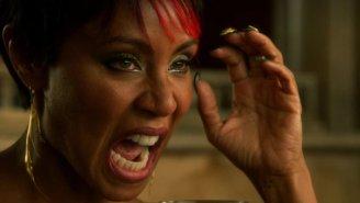 Jada Pinkett Smith Thinks She's Done On 'Gotham'