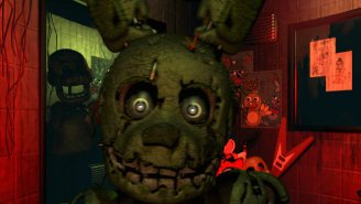 'Five Nights At Freddy's 3' Is Out Without Warning And Terrifying Gamers Everywhere