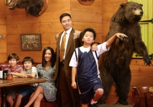 'Fresh Off The Boat' Star Randall Park On The Lack Of Asian-Led Sitcoms: 'It's Just Racism'