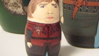 'Game of Thrones' nesting doll turns a bloody conflict into an adorable gift