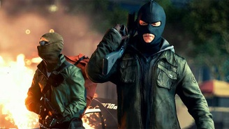 'Battlefield Hardline' Brings The Intensity With A Live-Action Heist Trailer