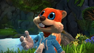 Conker Is Staggering Back In The New Episodic Adventure 'Conker's Big Reunion'