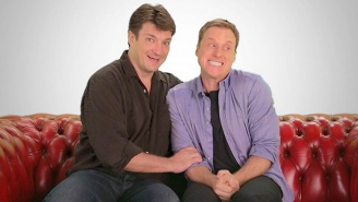 Nathan Fillion And Alan Tudyk's 'Con Man' Set A Crowdsourcing Record. Here's A Teaser.