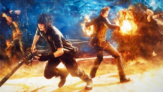 'Final Fantasy XV' Has Magical Summons And They're Absolutely Insane