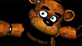Somebody Created A Real-Life 'Five Nights At Freddy's' Mascot, And It's Predictably Horrifying