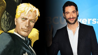 Tom Ellis Has Landed The Devilish Lead Role In Fox's 'Lucifer' TV Series