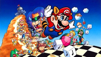 Mario Almost Had A Centaur Suit? 13 Things You Might Not Know About 'Super Mario Bros. 3'