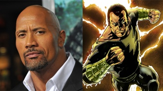 The Rock Is Getting His Own Solo DC Movie, 'Black Adam'