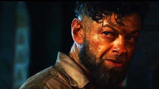 Andy Serkis Confirmed He's Playing The Villainous Ulysses Klaw In 'Avengers: Age Of Ultron'