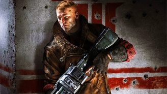 It's Raining Nazis In The Launch Trailer For 'Wolfenstein: The Old Blood'