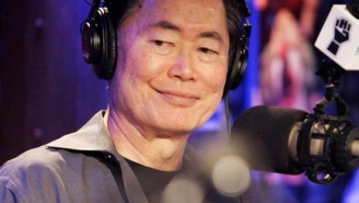 10 great George Takei moments on 'Howard Stern'