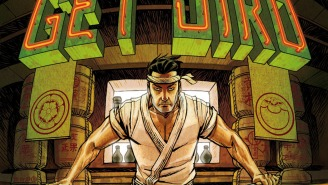 Here's The Cover Art For Anthony Bourdain's Prequel Comic 'Get Jiro: Blood And Sushi'