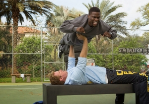 Review: 'Get Hard' goes limp and relies on hate for its humor