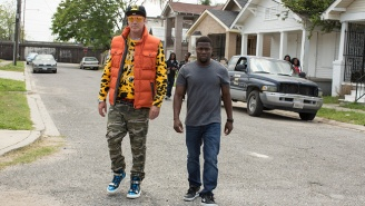 Kevin Hart And Will Ferrell Star In The New Trailer For 'Get Hard', Which Kinda Looks Like A Racist 'Hitch'