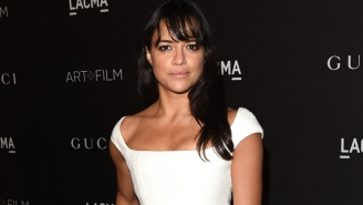 Michelle Rodriguez Celebrates The 'Fast and Furious' Franchise As A Champion For Multiculturalism
