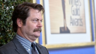 Nick Offerman Is Going To Play Ignatius J. Reilly In A Theater Production Of 'A Confederacy Of Dunces'