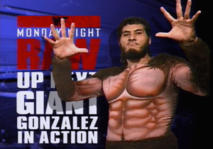 The Best And Worst Of WWF Monday Night Raw 4/19/93: Giant Gonzalez Inaction