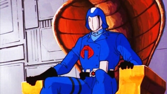 'GI Joe' Villain Cobra Commander Just Received The Key To The City Of Springfield, Illinois