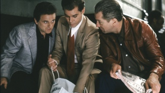 Paul Sorvino's Surprise Slap And Other Little Known Facts About 'Goodfellas'