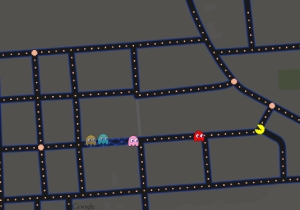 Google Maps Is Turning Your City Into A Giant Game Of Pac-Man