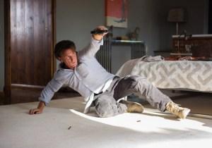 'Abs As Tight As His Grimace': Sean Penn's 'The Gunman,' As The Critics Described It