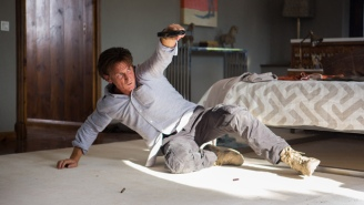 'Abs As Tight As His Grimace': Sean Penn's 'The Gunman,' As The Critics Described It