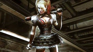 'Batman: Arkham Knight' Will Have A Prequel Starring Harley Quinn