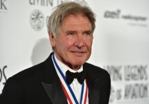 Harrison Ford Reportedly Crashed His Small Plane At A Los Angeles Golf Course