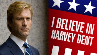 How Christopher Nolan Realized Aaron Eckhart Was The Perfect Harvey Dent