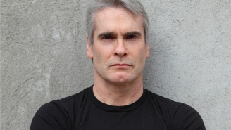 Henry Rollins explains why 'He Never Died,' and those Charles Manson tapes