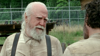 'The Walking Dead' Cast Continues To Pay Tribute To 'Dearest Treasure' Scott Wilson