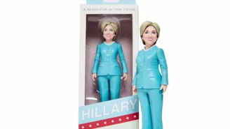 The Hillary Clinton Action Figure Is An 'Antidote' To The Wrong Message Of Traditional Dolls