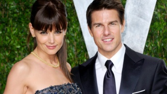 Tom Cruise And Katie Holmes Allegedly Hate Each Other's Guts